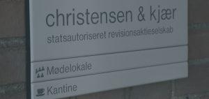 Christensen & Kjær - vi tænker på din økonomi